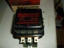 NEW Ford Motorcraft GRX-407 6 Volt Voltage Regulator POS or NEG Ground