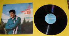 Elvis' Christmas Album 1975 LP Great Elvis Presley Picture! Nice See!