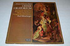 Johann Sebastian Bach~Oster-Oratorium~Karl Munchinger~Decca Records SAD 22045