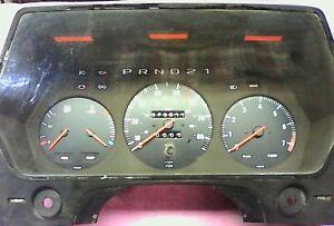 BMW 1981 630CSI 633CSI 635CSI Instrument Cluster E24 79K miles Speedometer Auto