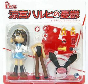 WORN BLISTER PACK Pinky:st Street PC2014 Melancholy of Haruhi Suzumiya Pop Vinyl