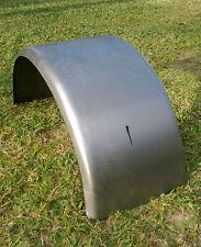 Mudguard, round, Trailer, Hot rod, Trike 335mm - 13 inch 1.6mm steel.