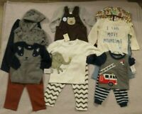 NEW Baby Toddler Boys 2 Piece Outfits 6 12-18 18 18-24 24 mo Clothing Sets NWT