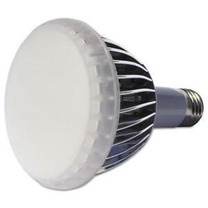 3M LED Flood Light BR30 Bulb Frosted 2700K, Dimmable, 12W = 75W RCBR30B27