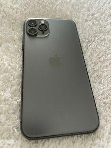 Apple iPhone 11 Pro - 512GB - Space Grey (Unlocked) A2215 (CDMA   GSM)