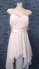 Soft Peach Or Pink Petite Party Prom Dress Windsor Size 13