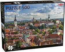 Toompea Tallinn Puzzle 500 Piece - Puzzles - 55249