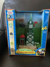 CRANKY THE CRANE Thomas & Friends Talking Railway Learning Curve New Sealed