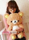 "2016 New Medium Plush San-x Rilakkuma Bear Toy Stuffed Animal Doll 20""H"