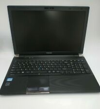 "Toshiba Tecra 15.6"" Laptop 3rd Gen Core i5 4Gb RAM 500GB HDD Webcam HDMI Win10"