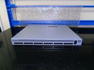 Arista Arista DCS-7124SX-R  24 Port SFP+ Switch +  4 Fans + 2 PSUs