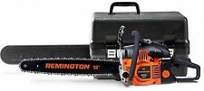 Remington 18 In. 46 CC 2-cycle Gas Chainsaw With Carry Case Outdoor Equipment