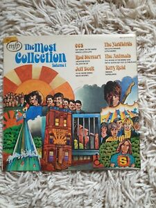 The Most Collection Volume 1 12 Inch Vinyl Record Album The Animals