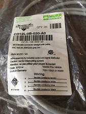 AUTOMATION DIRECT CD12L-0B-020-A0 CABLE CONNECTOR
