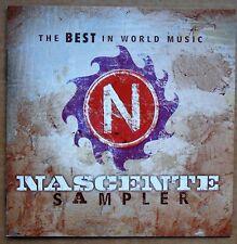 Nascente Sampler - The Best in World Music - Tania Maria, Salamai u.a. - CD neu