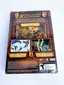Bard's Tale (PC, 2005) Box Set of 6 CDs Teens Windows CD-ROM w/Manual