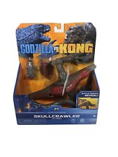 Playmates Masterverse Godzilla vs Kong Skullcrawler with Heavy Battle Damage