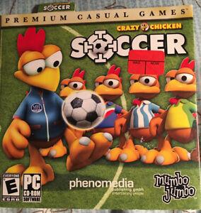 Crazy Chicken: Soccer (PC, 2006)