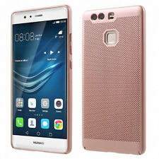 Huawei P8 Lite 2017 Custodia Cover per Cellulare Protettiva Bumper Rosa