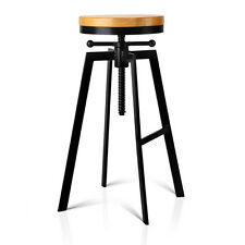 Adjustable Height Industrial Stool Home Business Commercial Furniture