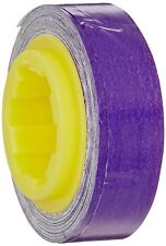 """10 Pack - 3M Scotch Code Wire Marker Tape 96"""" Refill Roll SDR-VL, Violet"""