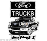 Ford F150  Pick Up Truck Crew Neck Sweatshirt Asst. Colors  Sizes Sm. Thru 4XL