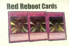 3x Dark Sacrifice Yugioh Secret Rare BLHR Mint