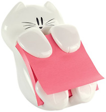 Post It Cat Figure Pop Up Note Dispenser 3 Inch X 3 Inch Cat 330