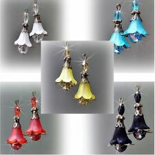 Lucite Alloy Fashion Earrings