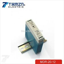 20W 12V MINI Din Rail Single Output Switching power supply