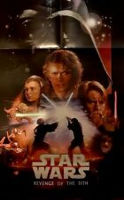 Star Wars™ REVENGE OF THE SITH Movie Poster DREW STRUZAN Cereal Exclusive