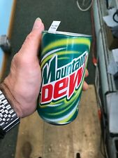 Mt. Dew Action Racing Collectable 1:64 Scale Nascar Car In A Can
