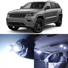 17 x White Interior LED Lights Package For 2011- 2019 Jeep Grand Cherokee  +TOOL