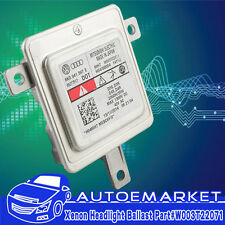 OEM Ballast For Audi VW Xenon Headlight Ballast Control Module Unit 8KO.941.597