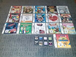 Nintendo DS Spielesammlung!!! 24 Stück!!!