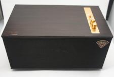 Klipsch Heritage Wireless The Three Stereo System - Ebony (PG-90254-THETHREE-...