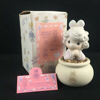 VTG NEW 1993 Precious Moments You're the End of My Rainbow Membership C0014