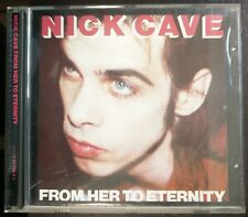 Nick Cave & The Bad Seeds ‎– From Her To Eternity CD   EX/NM