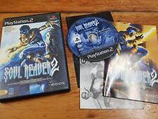 Ps2 Soul Reaver 2 complete francais