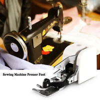 Side Cutter Overlock Sewing Machine Presser Foot Feet for Singer Janome Brother