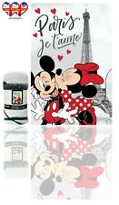Minnie & Mickey Mouse Blanket, Soft Touch Polar Fleece Blanket,Official Licenced
