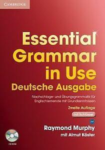 Essential Grammar in Use: Edition with answers. Deutsche... | Buch | Zustand gut