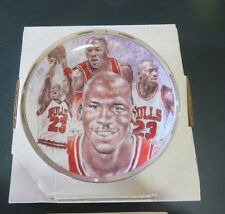 Michael Jordan 1991 Sports Impressions NBA Collectors Plate, 1823/5000 MINT