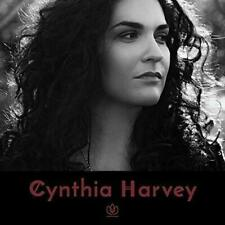 CYNTHIA HARVEY Self-titled (CD 2016) 11 Songs French Pop Made in Canada