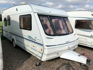 2002 SWIFT LIFESTYLE 490 LSE 5 BERTH WITH FULL AWNING AND STARTER PACK