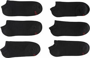 Hanes Mens 6-pk. Classics No Show Socks