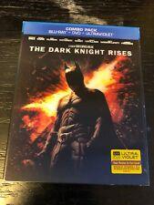 The Dark Knight Rises (Blu-ray) disc only