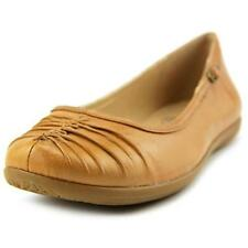 Mocassini e ballerine da donna Pantofole Beige 100% pelle