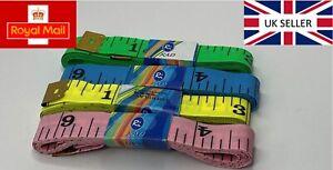 Body Tape Measure Length 150cm/60inch Soft Ruler Sewing Tailor Measuring Ruler