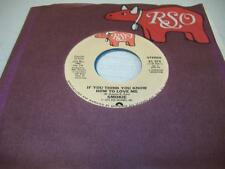 Rock Unplayed NM! 45 SMOKIE If You Think You Know How To Love Me on RSO